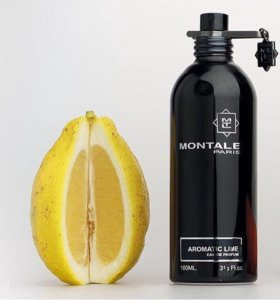 ✅Montale Aromatic lime (не тестер)