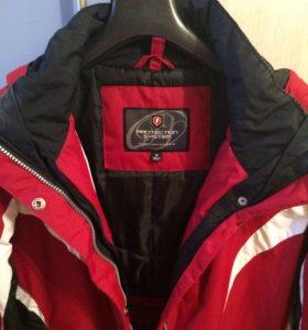 Куртку спортивную