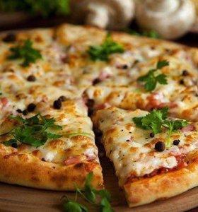 Горячая пицца и пироги на заказ