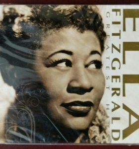 Ella Fitzgerald - Greatest Hits (2008) 2 CD