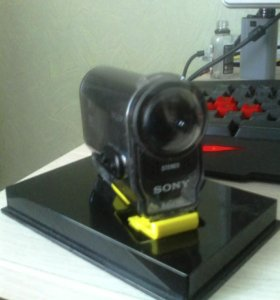 Экшн камера sony hdr-as30vd