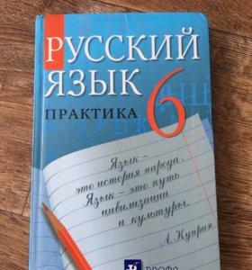 Русский язык. Практика 6 класс