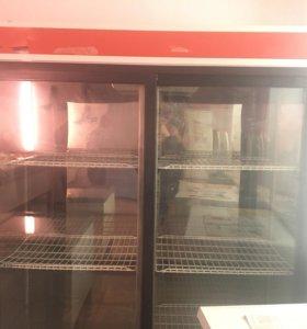 Холодильный шкаф купе