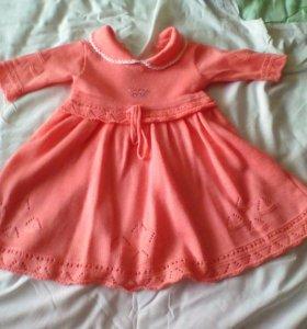 Платье на1-1,5 года