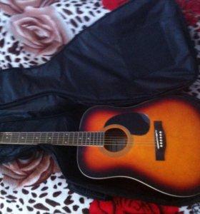 Продам гитару homage