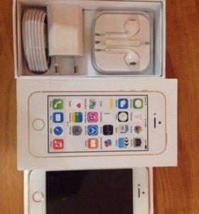 Новые оригинальные iPhones 5s, 6