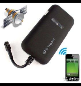 GPS/Глонасс трекер слежения в реальном времени