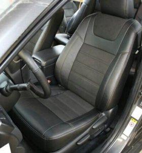 Toyota Camry V50 чехлы Brothers-Tuning