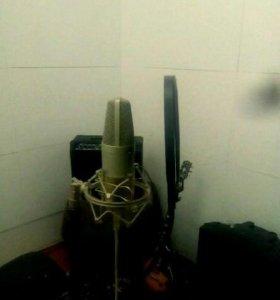Студийный микрофон Force