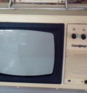 Телевизор сапфир-412