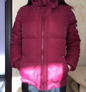 Новая куртка зимняя