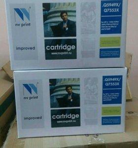 Картридж NV print Q7553X/Q5949X