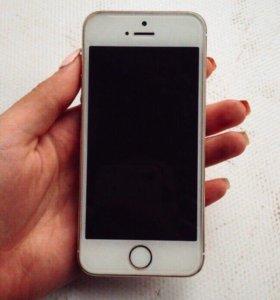 📌Продам iPhone 5s gold 16gb