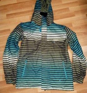 Сноубордическая куртка Quiksilver
