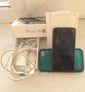 Продам Apple iPhone 4s 64gb
