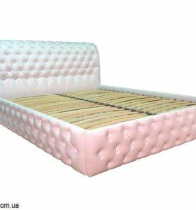 Кровати с каретная стяжкой