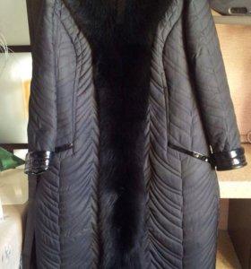 """пальто демисезонное""""Versace"""""""