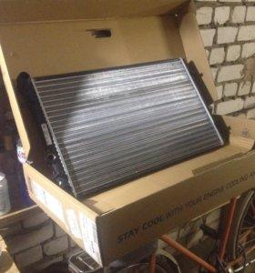 радиатор на октавию тур новый