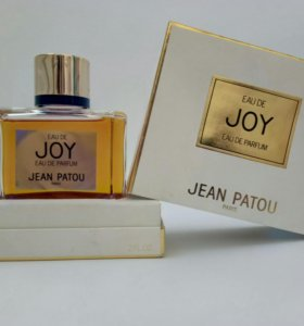 Jean Patou Eau de Joy EDP 60ml винтаж