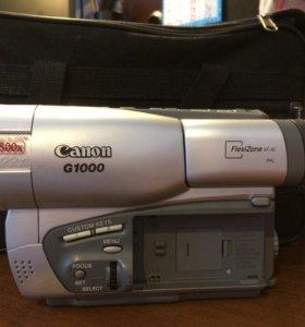 Видеокамера новая Canon G 1000