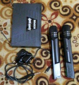 Радиомикрофон icm