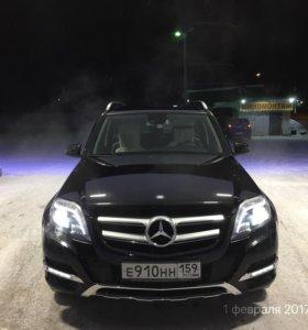 Mercedes-Benz, GLK, дизель