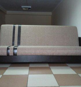 Мягкая мебель.диван книжка.
