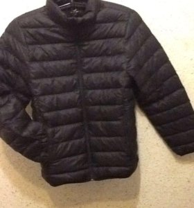 Куртка пуховик лёгкий