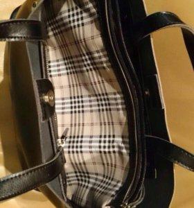 Новая сумка Burberry