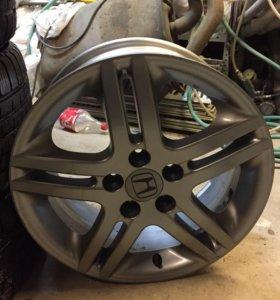 Литые диски Honda Accord R17