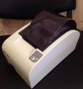Принтер документов (печать чека)