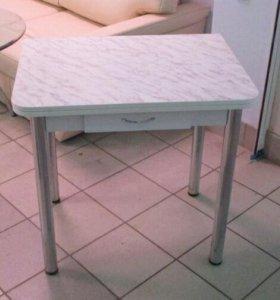 Стол раскладной Ломберный с ящиком. обеденный .
