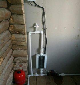 Тороидальный электродный водонагреватель