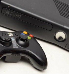 Xbox 360 Slim 250 Gb+17 игр