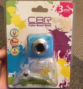 Вебкамера CBR CW834M