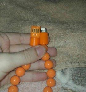 Зарядка-браслет