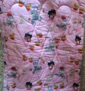Продам два детских одеяла