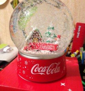 Шар Coca Cola