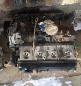 Двигатель 491