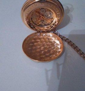 Часы карманные русское время
