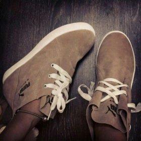 Новые Ботинки осень 36,38