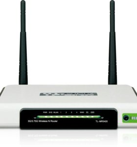 TP-LINK TL-MR3420 WI-FI/3G Маршрутизатор