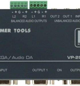 Kramer VP-200NA усилитель-распределитель сигнала