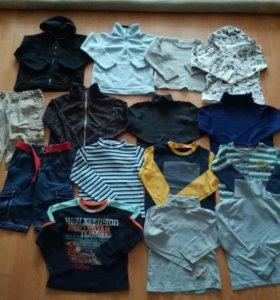 Вещи на мальчика рост 104-116