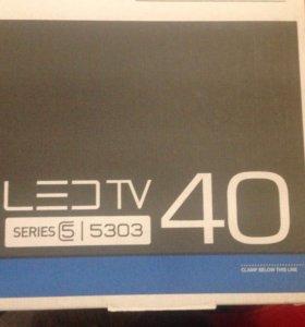 "Коробка от телевизора Samsung 40"""