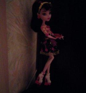 Кукла monster high (Дракулаура)