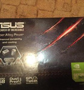 NVIDIA GEFORCE  GT 740 2048 GB DDR 3
