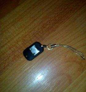 Переходник с USB на MicroUSB