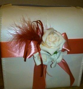 Сундук свадебный