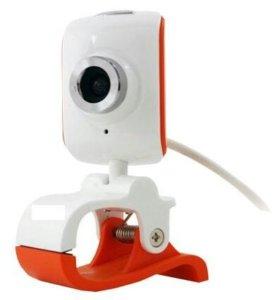 Веб камера со встроенным микрофоном
